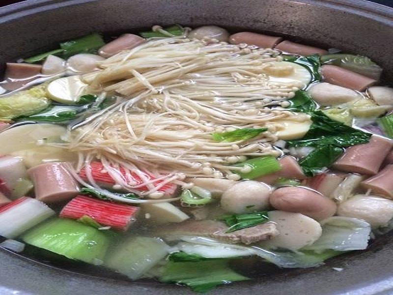 Resep sukiyaki gurih