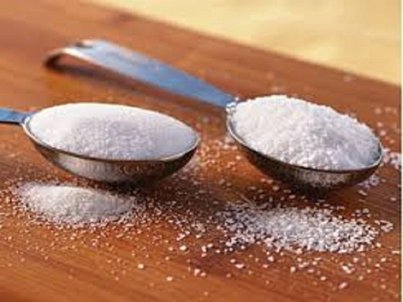 Manfaat garam dan gula