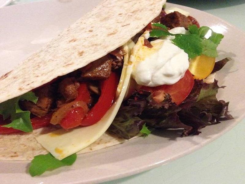 Resep Ground Beef Mushroom Taco