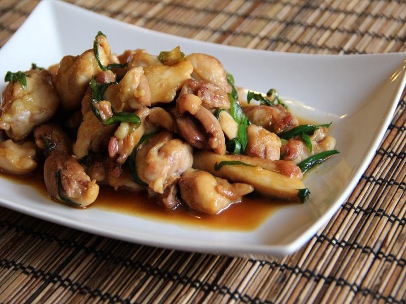 Resep Chicken Teriyaki Japanese Food Dapur Ocha
