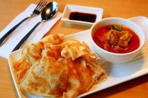 Resep Masakan India Roti Canai Super lembut 1