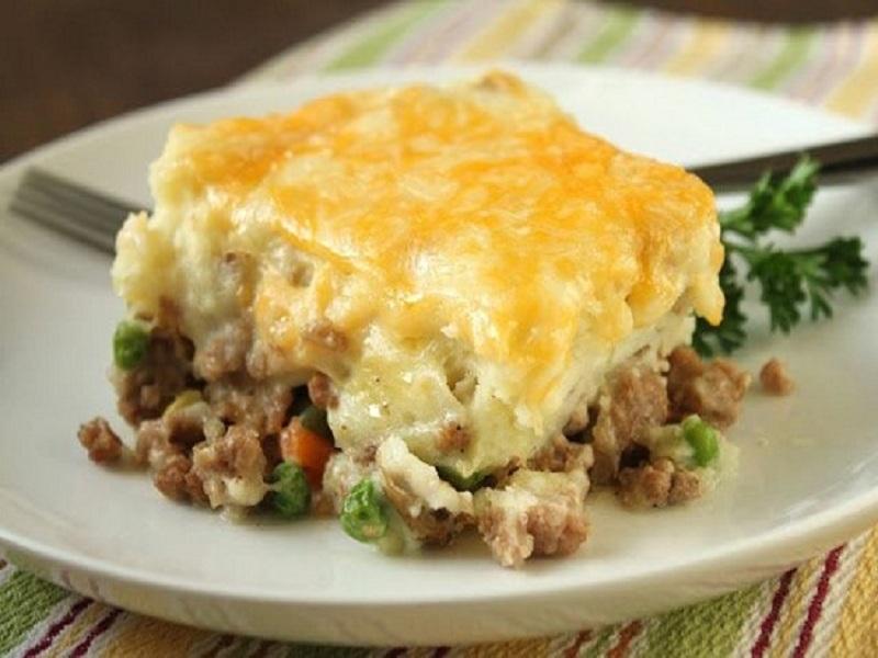Resep Meat Pie, resep masakan australia