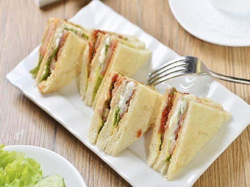 Resep Sandwich Dengan Olesan Mayonnaise Menu Masakan Australia
