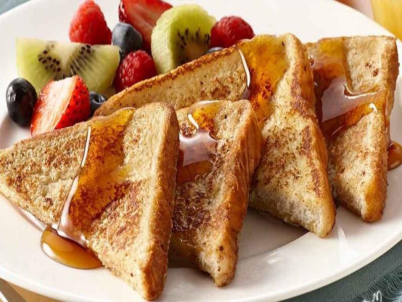 Resep Toast Bread Menu Masakan Australia