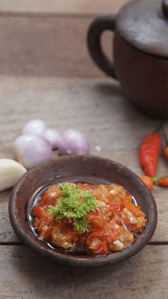 Resep Sambal Korek Super Pedas