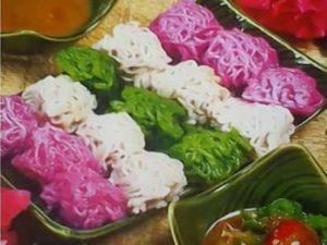 Resep Kue Putu Mayang