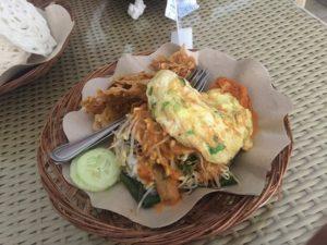 Resep Nasi Pecel Kawi