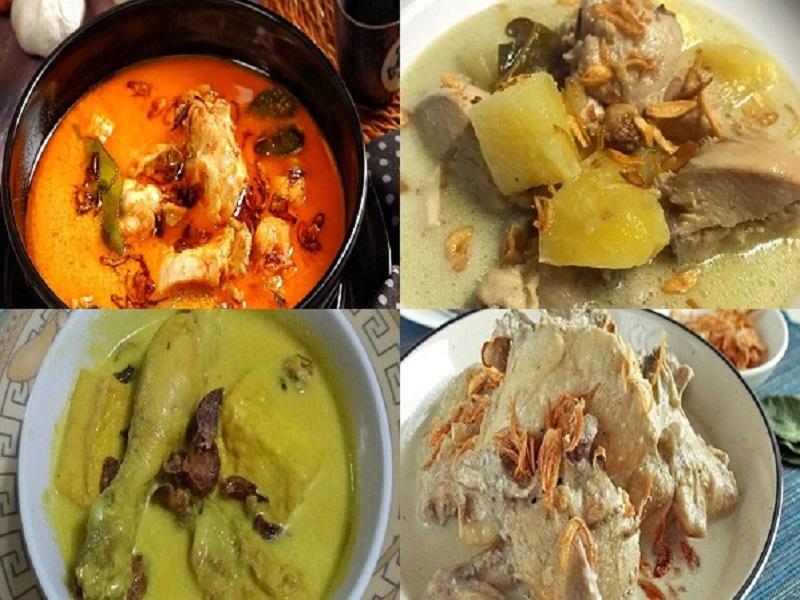 4 Resep Opor Ayam Yang Nikmat Dan Lezat