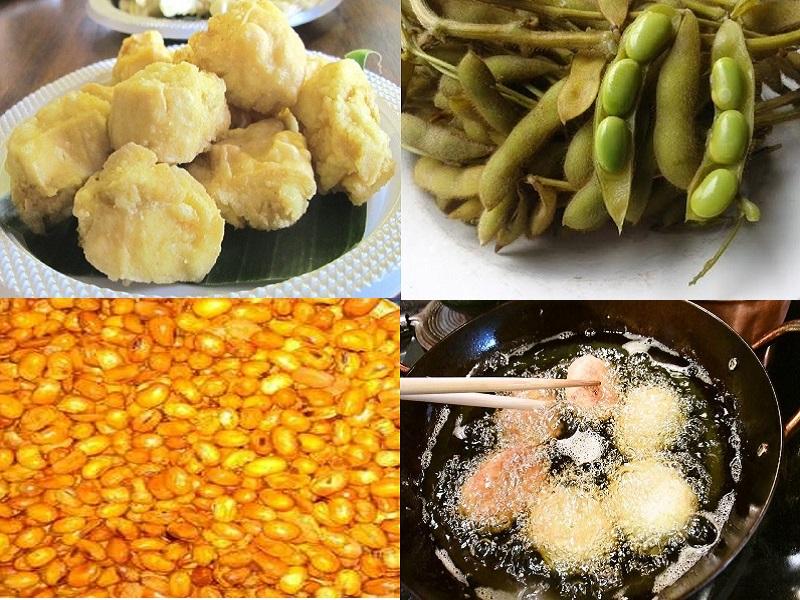 5 Resep Cemilan Kacang Kedelai Yang Lezat