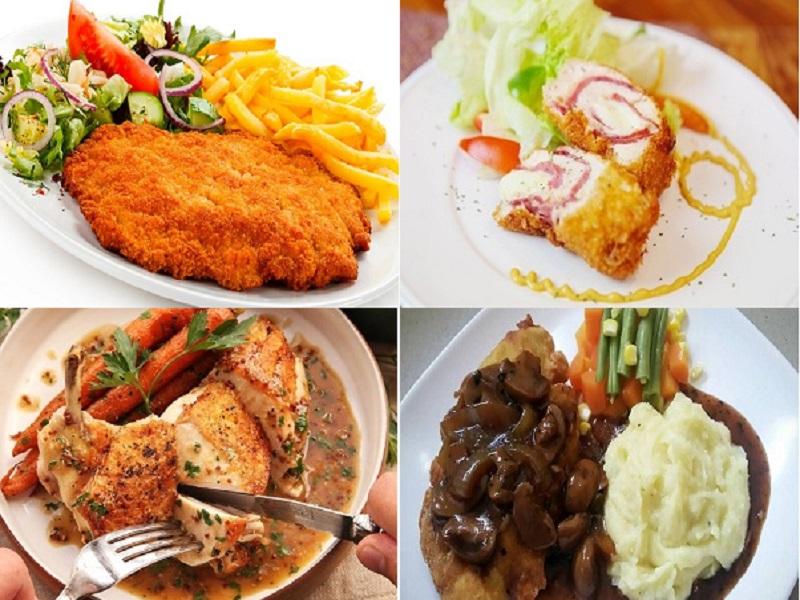 Kumpulan Menu Ayam Simple Makanan Ala Eropa Hari Ini