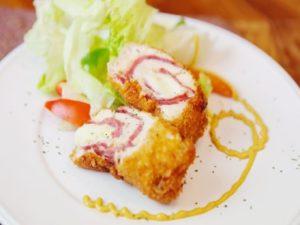 Resep Chicken Cordon Bleu Plus Creamy Mushroom Sauce