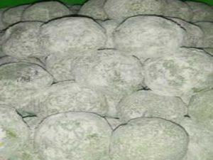 Resep Kue Mochi Isi Kacang Hijau