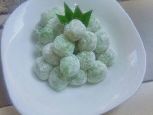 Resep Kue Mochi Pandan