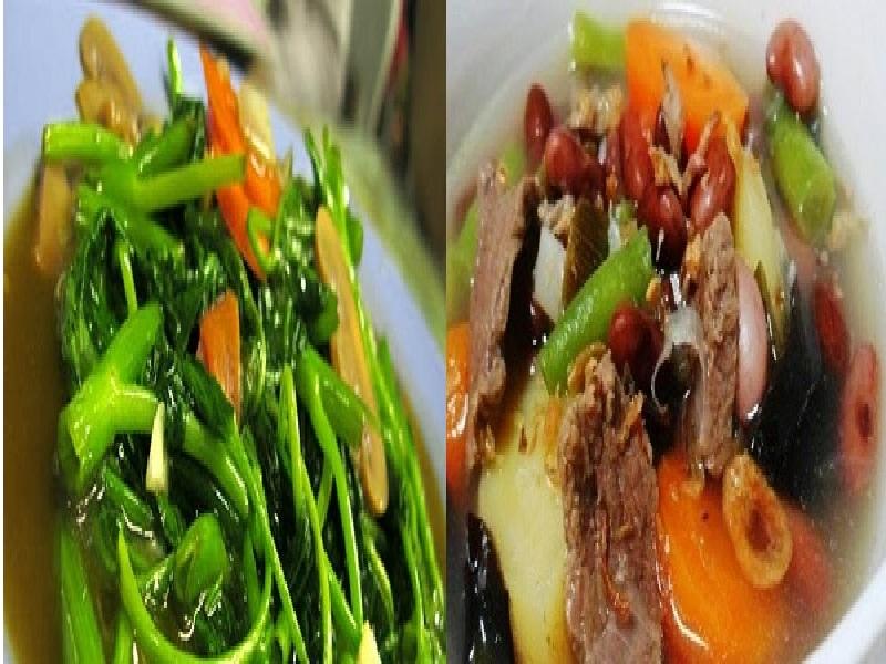 Resep Makanan Penambah Berat Badan Hari Senin