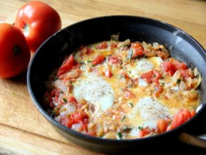 Resep Omelet Tomat