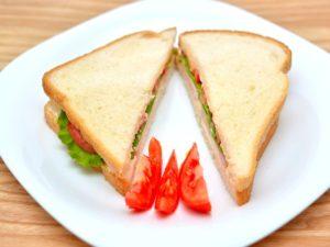 Resep Sandwich Telur