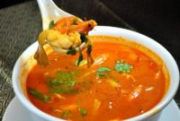 Resep Tom Yum Seafood