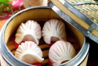 Resep Dim sum Hakau Udang ( Steamed Shrimp Dumpling)