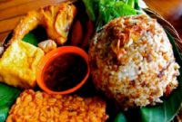 resep nasi tutug oncom Makanan sunda
