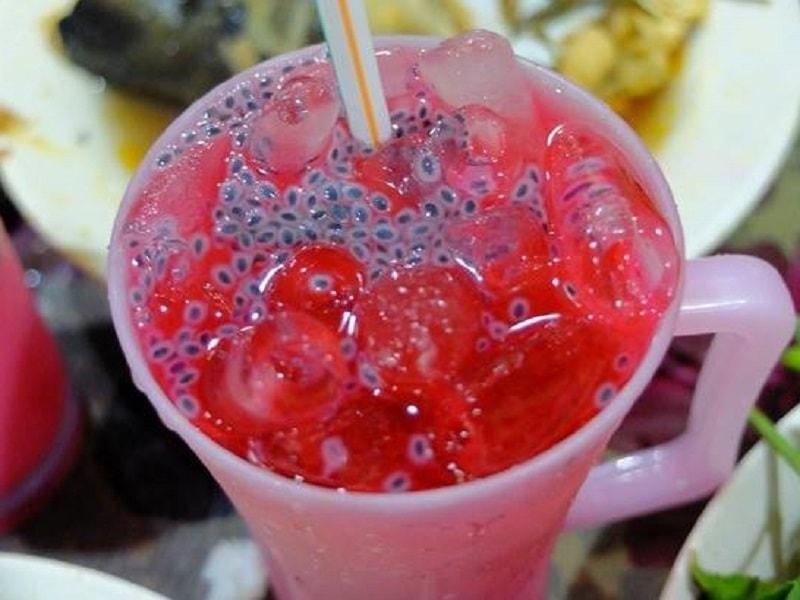 Resep Minuman Es Kopyor Biji Selasih Yang Segar