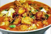 Resep Tongseng Daging Ayam Praktis