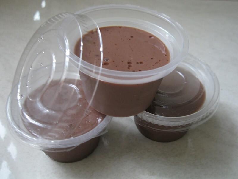 Harga Puding Susu Coklat Untuk Di Jual