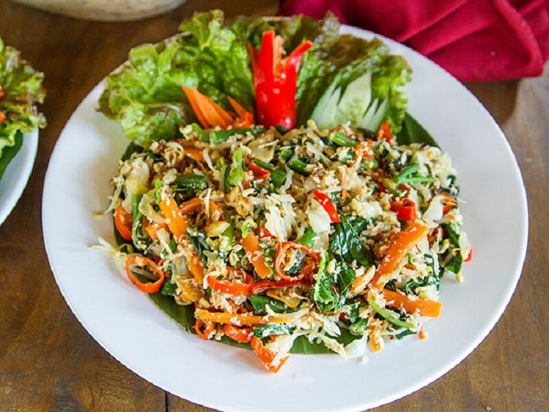 Resep Urap Makanan Pedas Di Surabaya Praktis