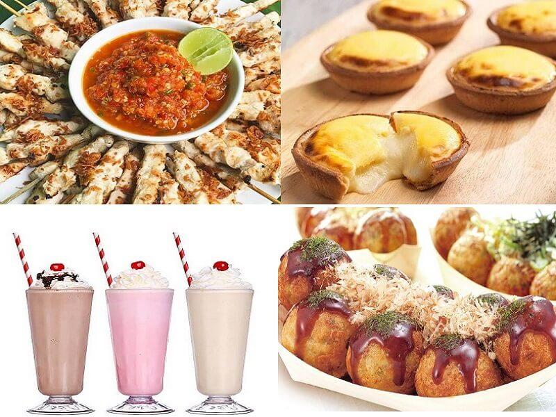 11 Bisnis Makanan Kekinian Yang Menguntungkan | Dapur Ocha