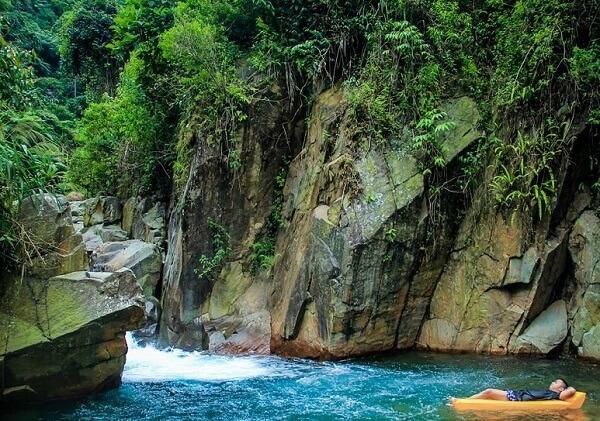 Curug Cibaliung Wisata Alam Bogor