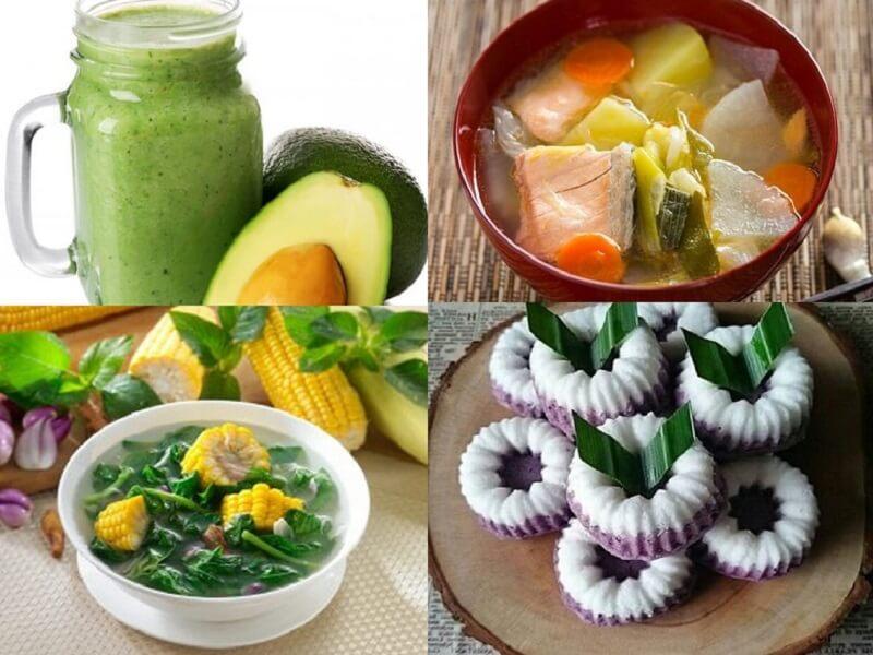 Makanan Sehat Untuk Ibu Hamil Yang Lezat
