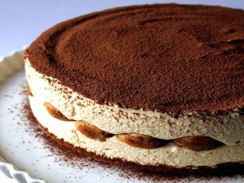 Resep Cheesecake Tiramisu Cemilan Kekinian