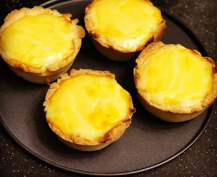 Resep Egg Cheese Tart