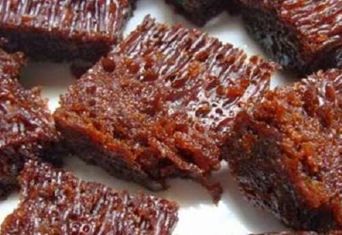 Resep Kue Basah Bolu Kukus Karamel Dapur Ocha Makanan