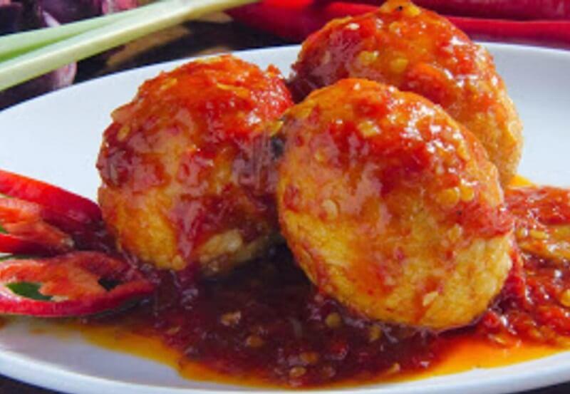 Telur Balado, Makanan Indonesia Lezat