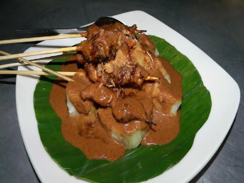 resep sate gurita bumbu kacang khas Sabang