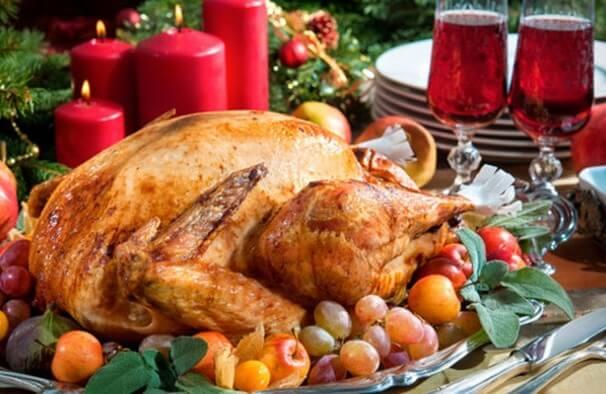 Resep Ayam Kalkun Panggang Masakan Istimewa
