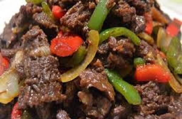 Resep Daging Kambing Bumbu Paprika