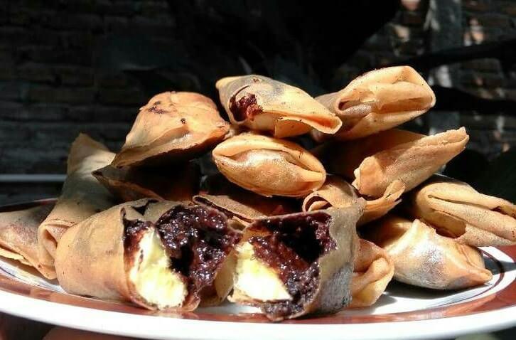 Resep Pisang Coklat (Piscok)
