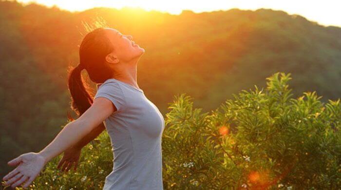 gaya hidup sehat sederhana sehari hari