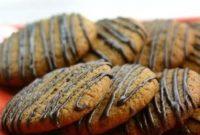 resep cookies coklat cappucino lezat dan nikmat