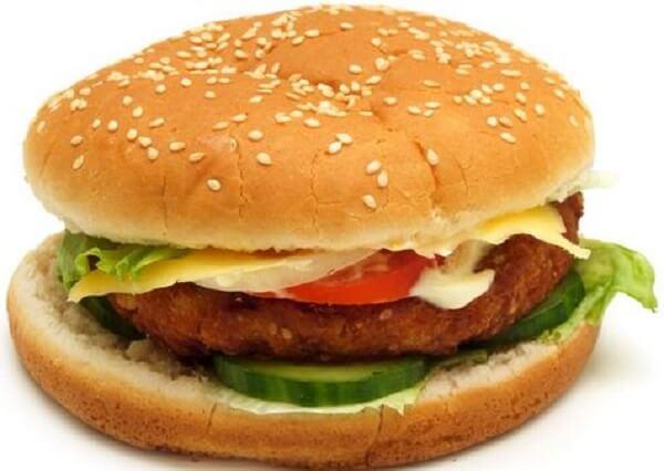 resep hamburger masakan amerika praktis