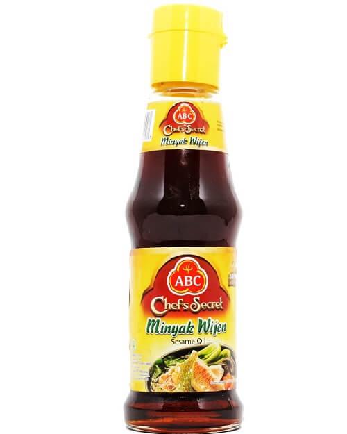 Minyak Wijen Aneka Macam Saus Chinese