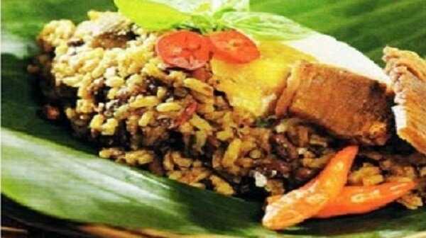 Nasi Brongkos Masakan Tradisional Modern