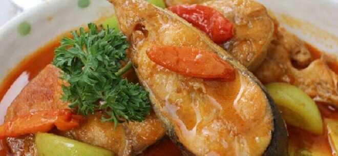 Resep Asam Padeh Ikan Patin