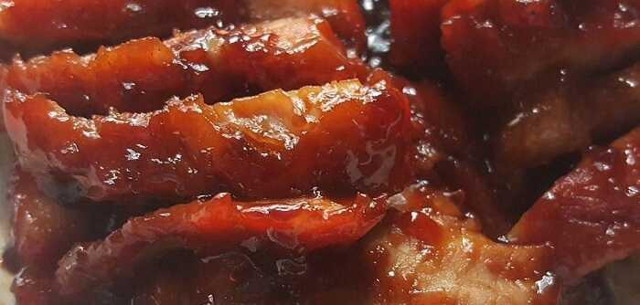 Resep Chasiu Daging Sapi Makanan Khas Jepang