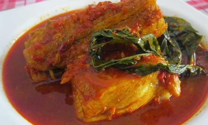 Resep Gulai Ikan Tongkol