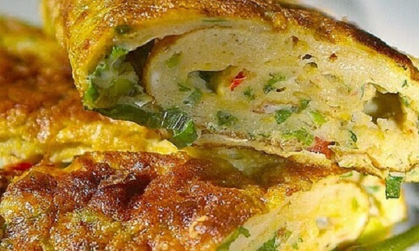 Resep Telur Dadar