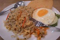 Resep Masakan Terbaru Nasi Telur Pontianak