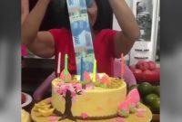 Resep Money Cake Untuk Ulang Tahun Yang Lagi Viral