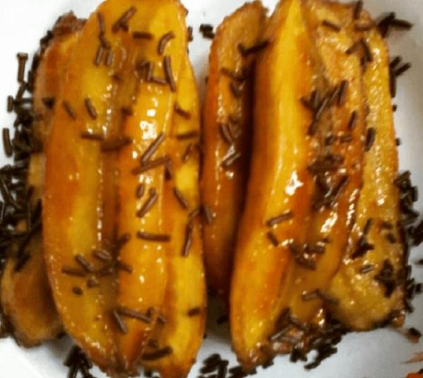 Resep Pisang Caramel by Irwana